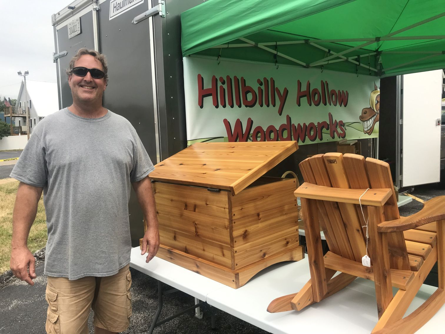 Hillbilly Hollow Woodworks Image
